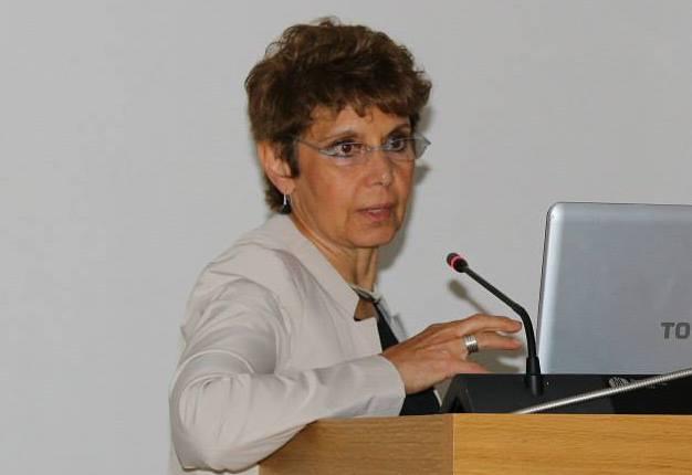 foto della Prof.ssa Lionella Scazzosi